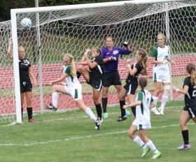 Blocked goal